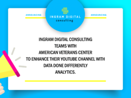 American Veterans Center Teams Up With Ingram Digital Consulting to Create a Data Driven Video Strategy